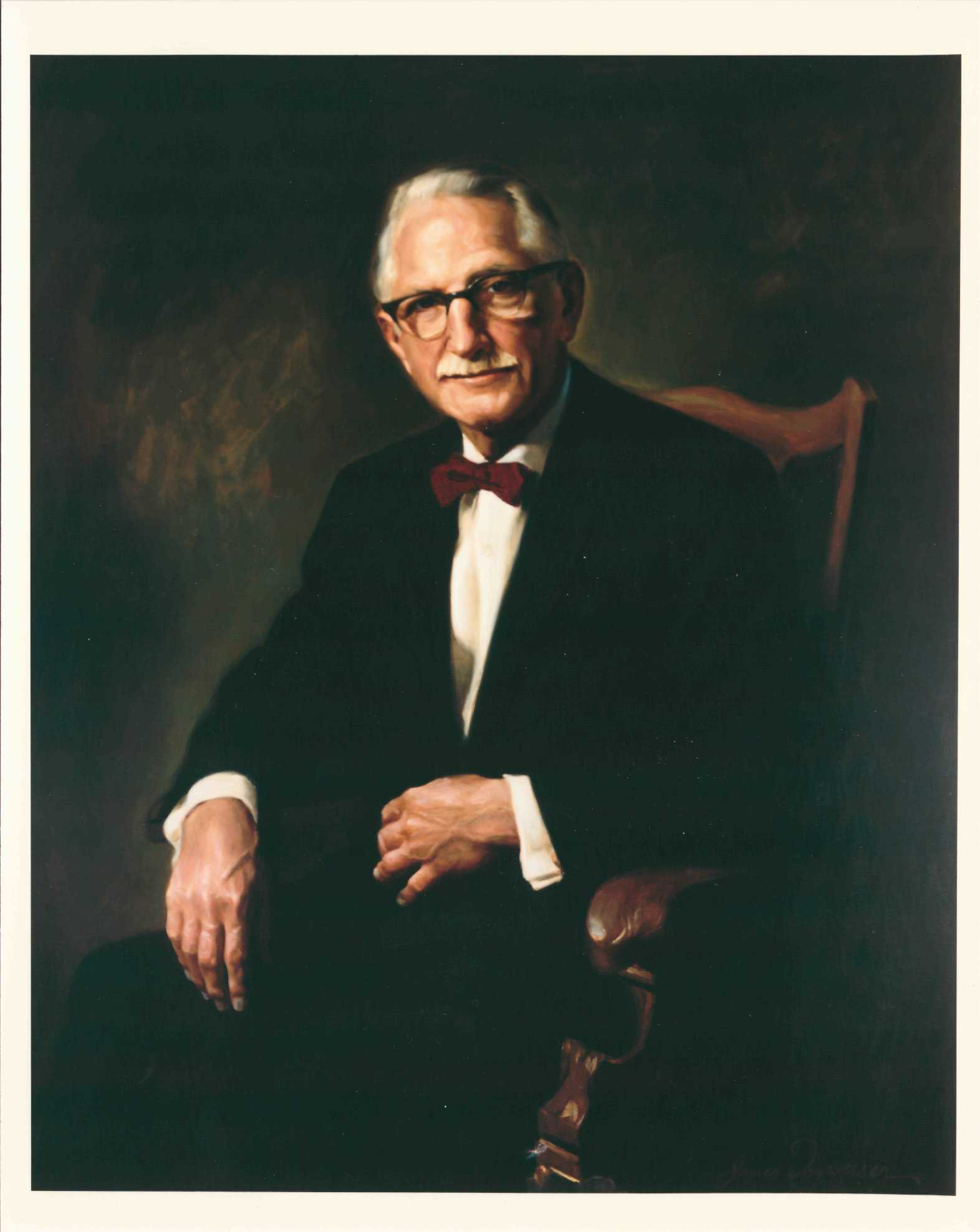 Earl Barth Portrait