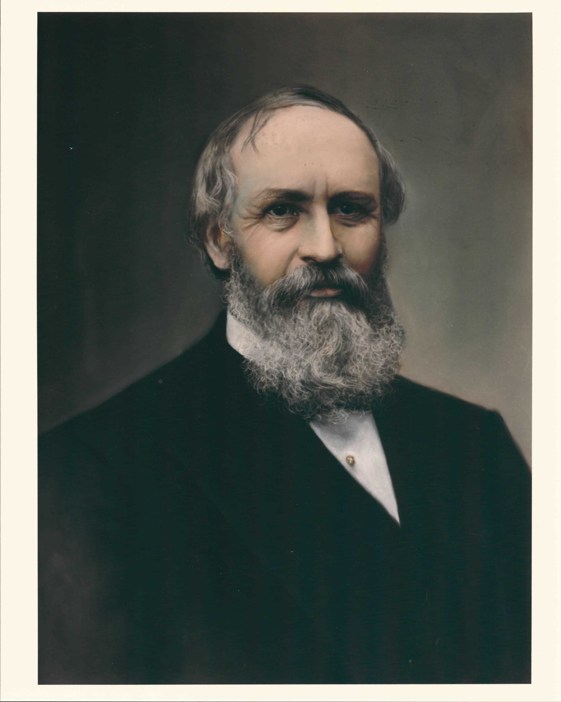Edmund Andrews Portrait