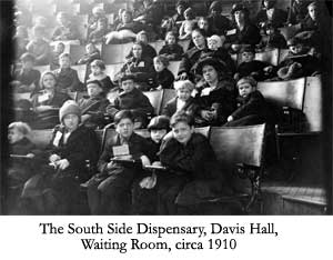 The South Side Dispensary, 1910