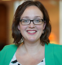 Image of Corinne Miller, clinical informationist